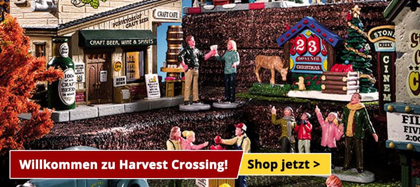 Willkommen zu Harvest Crossing, Lemax