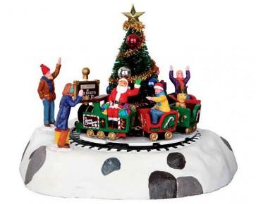 Lemax Santa'S Kiddie Train