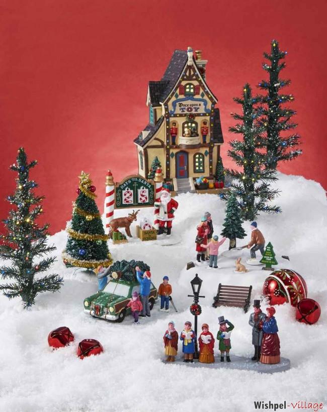 Lemax Christmas Countdown | Wishpel.de