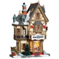 Lemax Tannenbaum Christmas Shoppe