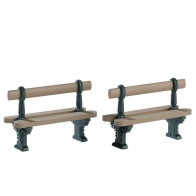 Lemax Double Seated Bench