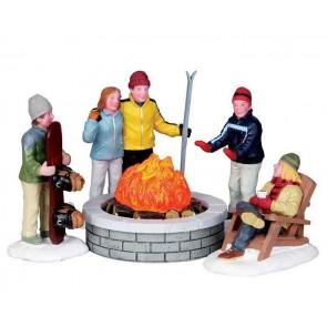 Lemax Fire Pit