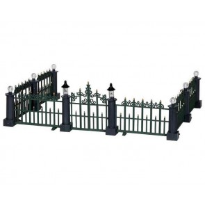 Lemax Classic Victorian Fence