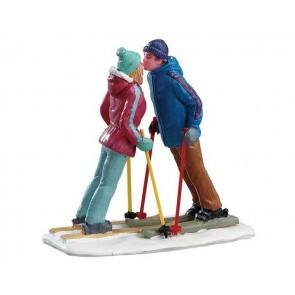 Lemax First Ski Date