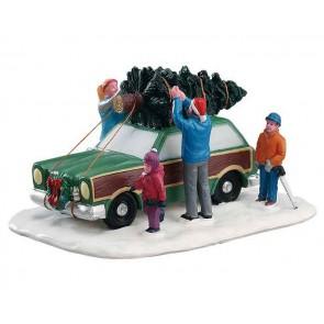 Lemax Christmas Tree Transport