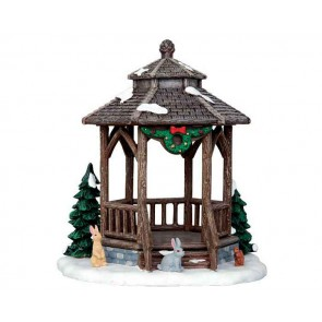 Lemax Winter Gazebo