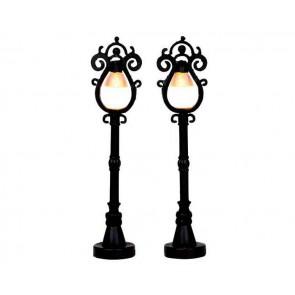 Lemax Parisian Street Lamp