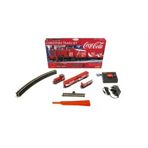 Hornby Coca Cola Zug Weihnachten 1:76