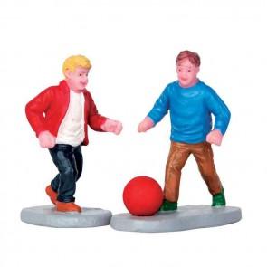 Lemax Playground Pals