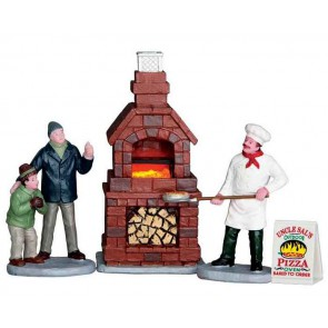 Lemax Outdoor Pizza Oven