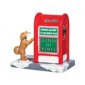 Lemax Santa'S Mailbox