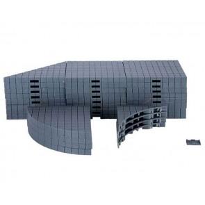 Lemax Plaza System (Grey, Variety)