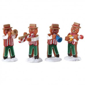 Lemax Gingerbread Jazz
