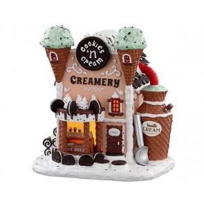Lemax Cookies 'N Cream Creamery