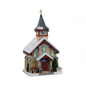 Lemax St. Bernard Chapel