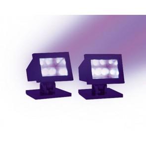 Lemax Halloween Purple Light