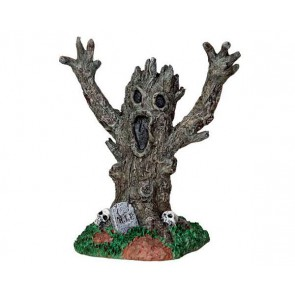 Lemax Spooky Trees Monster