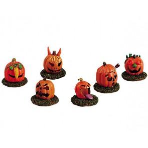 Lemax Pumpkin People