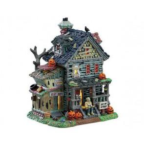 Lemax Creepy Neighborhood House