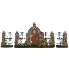 Lemax Bramble Gate