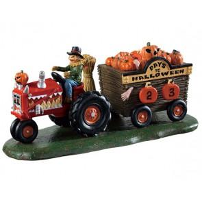 Lemax Pumpkin Haul Countdown