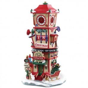 Lemax Countdown Clock Tower