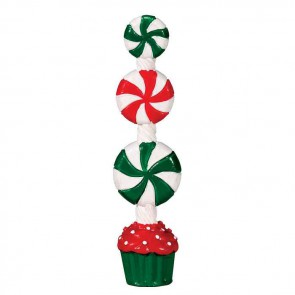 Lemax Peppermint Candy Topiary