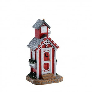 Lemax Victorian Outhouse