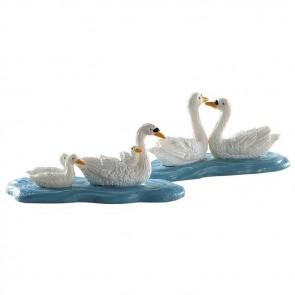 Lemax Swans