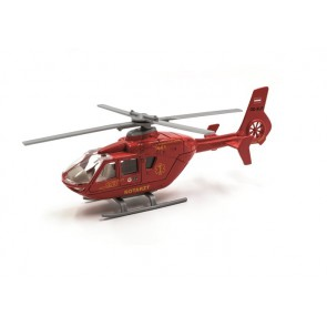 Jägerndorfer Hubschrauber Notarzt Rot 1:50