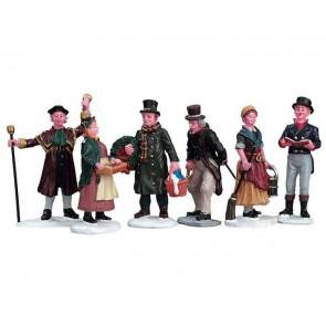 Lemax Village People Figurines