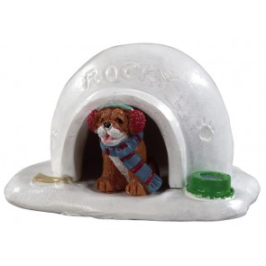 Lemax Igloo Doghouse