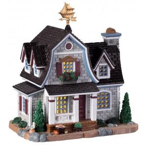 Lemax Seawind Cottage
