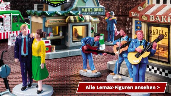Lemax Figuren