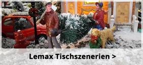 Lemax Tischszenerien