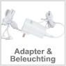 adaptors and lightingsystem